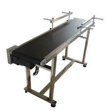New ListingBest Sale! 30cm 110V Pvc Conveyor Flat Transporting 150cm Conveyor Machine Hot