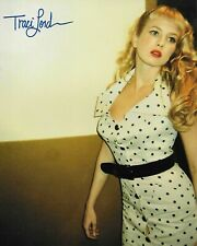 Traci Lords Original In Person Autographed 8X10 Photo #26 - Cry Baby