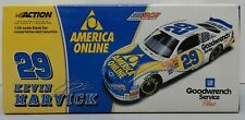 KEVIN HARVICK CHEVY MONTE CARLO 29 2001 01 AMERICA ONLINE GOODWRENCH ACTION 1/24