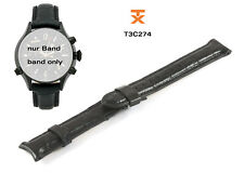 Timex Tx Replacement Band T3C274 - 300 and 500 Series Spare Leather 20mm