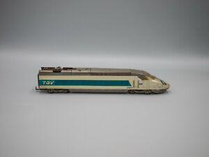 Lima HO Scale (Marklin/AC) SNCF 'Blue' TGV Train 8-Car Set