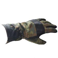 Guantes de Combate 5 Impresión Color Camuflaje Talla 8,5 Militar Ejército