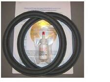 Advent 1 New Large Advent Original Advent Speaker Foam Surround Repair -Best Kit