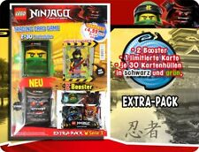Lego® Ninjago™ Serie 3 Trading Card Game Extra Pack mit LE 23 Luke Cunningham