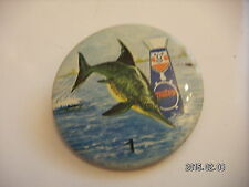 MATEY BUBBLEBATH DOLPHIN PICTURE BADGE