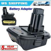 New Battery Adapter DCA1820 for Dewalt 20V Li-ion Battery Convert for Dewalt 18V