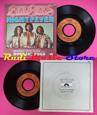 LP 45 7'' BEE GEES Night fever Down the road 1977 france RSO no cd mc dvd
