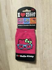 Hello Kitty Mobile phone & MP3 Sock - NEW