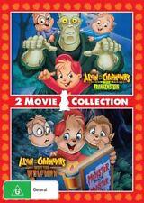 Alvin and the Chipmunks Meet Frankenstein / Alvin and the Chipmunks Meet the Wolfman (DVD, 2010, 2-Disc Set)