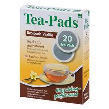 20 Tee Pads (1Pkg)  -Rooibuschtee Vanille- Tea-Pad  Tea-Friends- Senseo geeignet