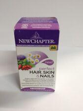 New Chapter Perfect Hair Skin & Nails, 30 Vegetarian Capsules - Dented BOX