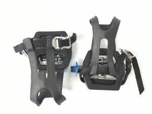 Life Fitness Upright IC8 Bike SPD Compatible Combi Pedal Set 150-01-00005-03