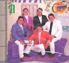 Grupo Crisma Porque El Amor Existe CD New Sealed
