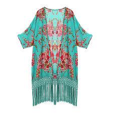 Womens Beachwear Bikini Beach Wear Cover Up Kaftan Summer Shirt Dress SH