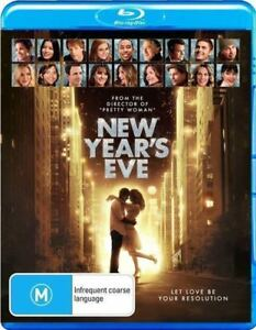 New Year's Eve (Blu-ray, 2012)