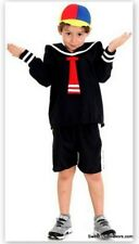 Kiko Quico Costumes Party Halloween Disfraz Birthday Chavo Ninos Children Size 8
