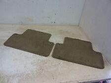 Original Fußmatten Teppich OAK hinten Volvo V70 II 2005
