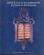 AA.VV.,  Arte e cultura ebraiche in Emilia-Romagna. Meraviglie dal Ghetto