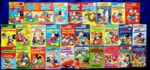 Sammlung Lustige Taschenbücher / Lustiges Taschenbuch Walt Disney 29 Bände