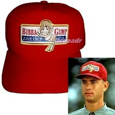 Forrest Gump Embroidered Replica Trucker Hat Shrimp Co Logo Bubba Tom Hanks Cap