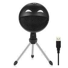 Calie USB Condenser Microphone,Cardriod Podcast Microphone,Compatible with USB D