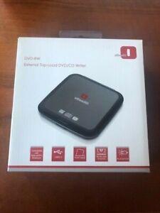 MASTERIZZATORE USB 2.0 ESTERNO OLIVETTI DVD-RW B5956000 PER PC O NOTEBOOK