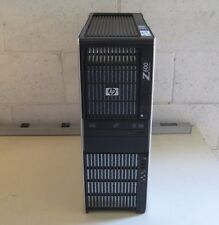 HP Z600 WORKSTATION XEON E5506 QC 2.13GHz 8GB 1TB DVD-RW NVIDIA WIN 7 PRO PC