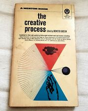 The Creative Process A Mentor Book. Paperback