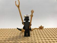 LEGO Ninjago 9450 Epic Dragon Battle Lord Garmadon Minifigure w/ Weapon