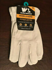 Well Lamont Leather Heavy Duty Work Gloves Size Xl