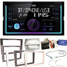 JVC KW-X830BT Bluetooth Einbauset für Opel Astra H Corsa D Zafira B Antara