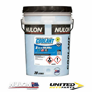 NULON Blue Long Life Concentrated Coolant 20L for CHRYSLER PT Brand New