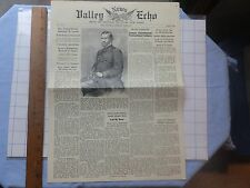 1964 Potomac Ed Fantasy Newspaper-March 1864 - Grant Appointed Commander; Mosby