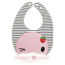 KuKu Duckbill Baby Bib Pink