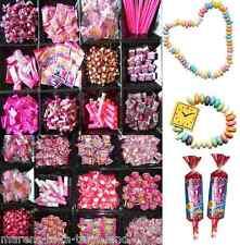★★270 Teile ★ Rosa ★ Mädchen ★ Candy Bar ★★ Hochzeit ★★ Taufe ★★ Geburtstag ★★