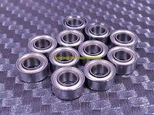 440C Stainless Steel Ball Bearing Bearings SMR115ZZ MR115ZZ (5x11x4 mm) [10 PCS]