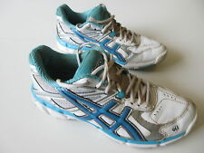 Women's ASICS 'Gel 500tr' Sz 7.5 US Runners White Blue ExCon | 3+ Extra 10% Off