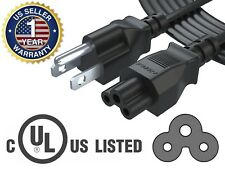 15 FT EXTRA LONG AC POWER CABLE CORD PLUG FOR LAPTOP AC ADAPTER CHARGER
