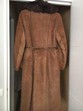 Ebay Vestes En Femme Manteaux Pour Daim Et Marrons 4T4xOp1