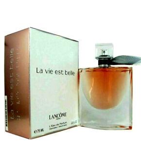 La Vie Est Belle by Lancome, 2.5 oz EDP Spray for Women NEW SEALED