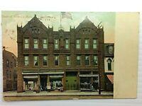 Vintage Postcard 1910 Sons of America Lebanon PA Pennsylvania