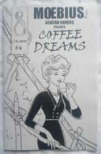 MOEBIUS Ashcan Comics #5 RARE UNRELEASED Stories & Illustration Jean Giraud