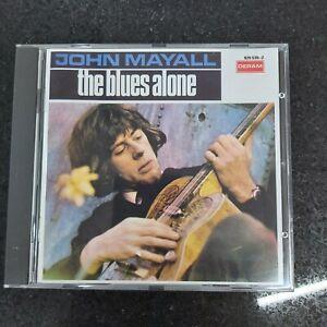 The  Blues Alone von Mayall  John  Zustand sehr gut  CD