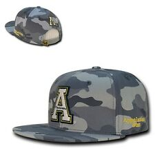 963a983f33a ASU Appalachian App State Mountaineers NCAA Camouflage Snapback Baseball  Cap Hat