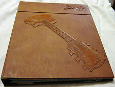 Published in 1975 Gibson Instrument Counter Catalog - very nice