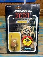 Vintage Kenner Star Wars ROTJ Wicket W. Warrick 1983