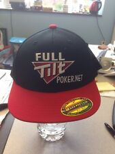 Full Tilt Poker Flexfit Hats S/M