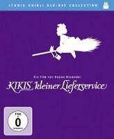 KIKIS KLEINER LIEFERSERVICE (STUDIO GHIBLI BLU-RAY COLLECTION) BLU-RAY  NEU