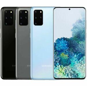 "Samsung Galaxy S20+ Plus SM-G985F/DS 128GB 8GB RAM (FACTORY UNLOCKED) 6.7"" 64MP"