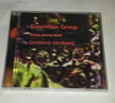 Karawitan Group : Original Javanese Music: Gending-Gending CD